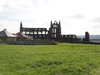 Whitby Abbey.