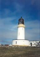 AX06	Cape Wrath Lighthouse.