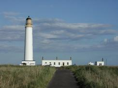 P2002A030046	Barns Ness lighthouse.