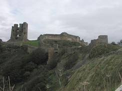 P2002A170045	Scarborough Castle.