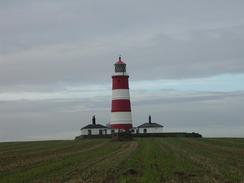 P2002B050016	Happisburgh lighthouse.