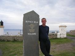P20038167169	Myself at Dunnet Head.