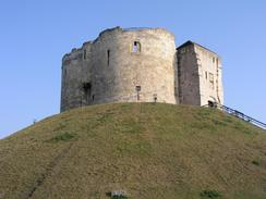 P2003A019550	Clifford's Tower.