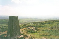 ZZ26	Looking southwest from the Trig Point on Windshield Crags.